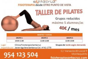 cartel pilates 2016-17